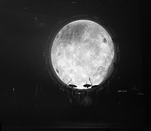 Shine Pink Floyd Moon-1