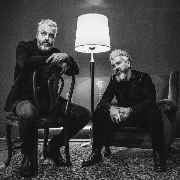 Il duo di blues italiano di Mora & Bronski