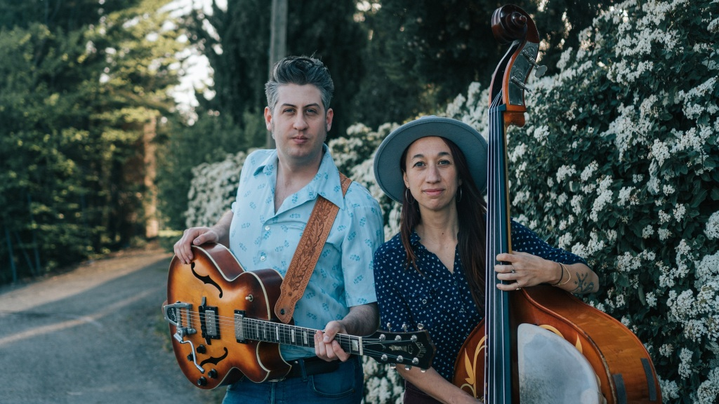 I Lovesick Duo, la band bluegrass e country made in Italy.